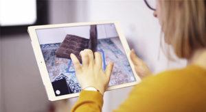 augmented reality catalog