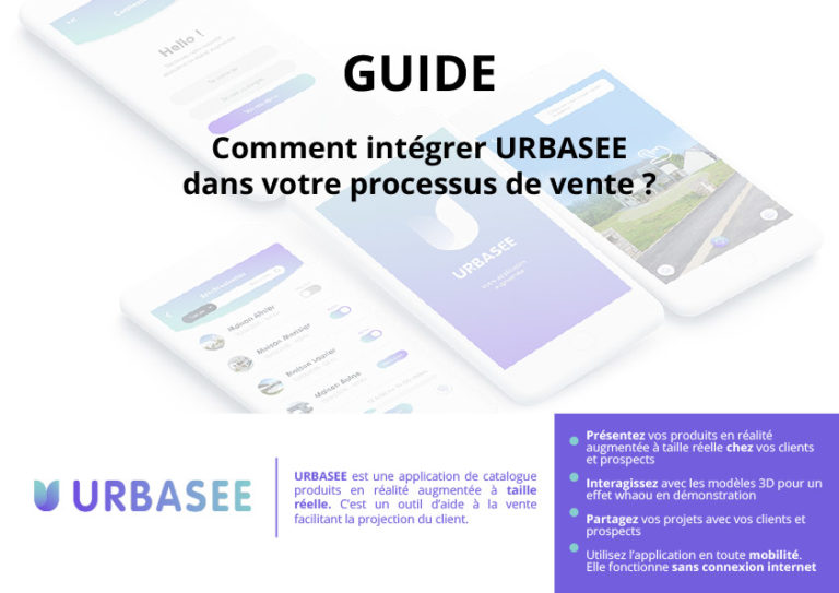 Guide of the Commercial with URBASEE 1 URBASEE