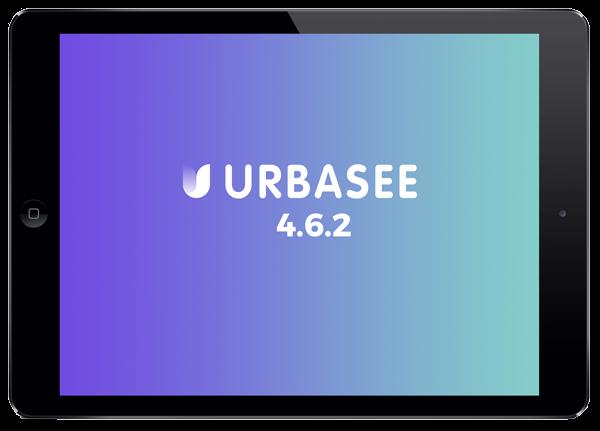 mockup ipad URBASEE4.6.2 URBASEE