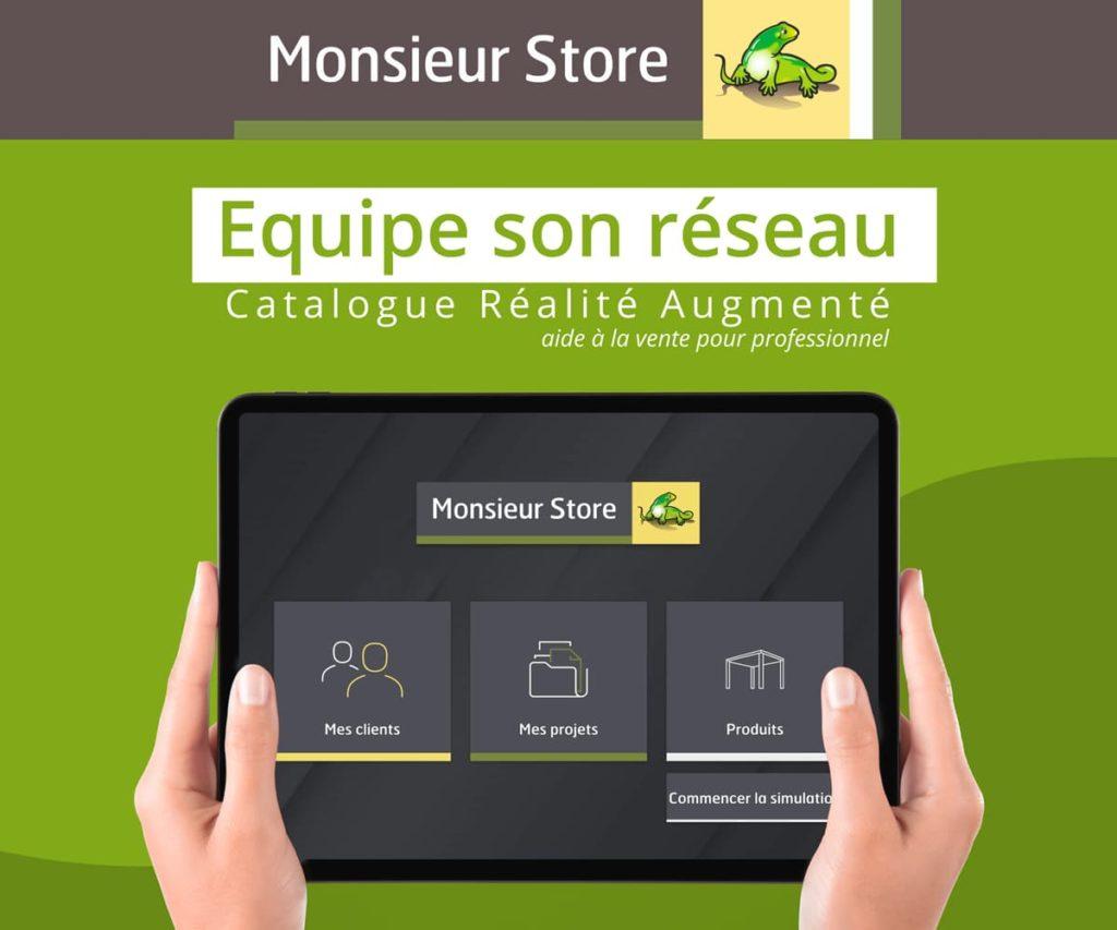 Monsieur Store Visuel URBASEE